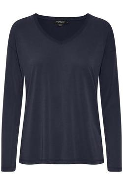 Columbine V-neck sort matt - Soaked in Luxury