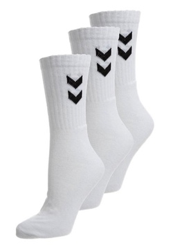 Hummel Basic 3-pk sock white - Hummel
