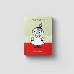 Moomin Little My Lemon Pyramid Blank - Teministeriet