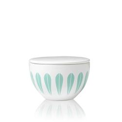 Lotus Sugar bowl Mint grønn - Lucie Kaas