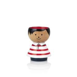 Bordfolk Boy red stripes Blank - Lucie Kaas