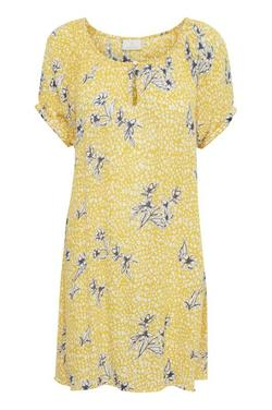 Kakorika amber tunic golden rod - Kaffe
