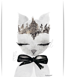 By Christine Hoel - Miniprints - 10x15 cm Crown - Miniprints - 3 for 2 - By Christine Hoel