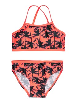 Zummers Bikini fra nameit Fiery Coral - Name It