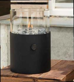 Fire lantern xl black Trend Collection Svart - Trend Collection