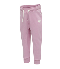 Hummel Apple pants Mauve shadow - Hummel