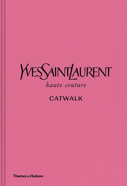 Yves Saint Laurent Catwalk - New mags Rosa - New mags