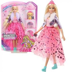 Barbie Princess Adventure - Prinsesse Barbie Rosa - Barbie