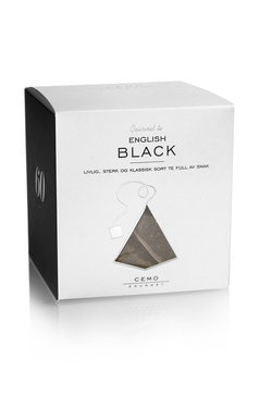 ENGLISH BLACK Ingen - Cemo