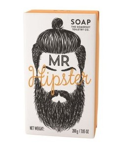 Såpestykke - Mr Hipster Hipster - The Somerset Toiletry