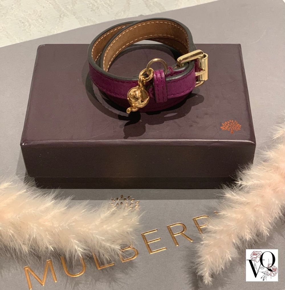 Mulberry Armbånd Lilla - Mulberry