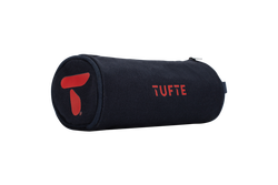 TUFTE KIDS MERINO SOCKS - PENCIL CASE Blue red - Tufte