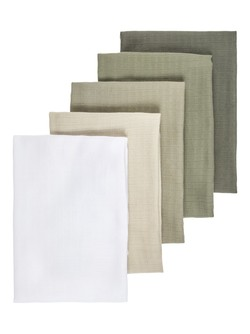 5-pk nappies/kluter Ivy green - Name It