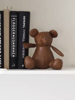 DESK BUDDY BEAR 13x11x14cm Brun - Coming Home