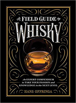 Tablebook - Field Guide to Whiskey  Svart - New mags