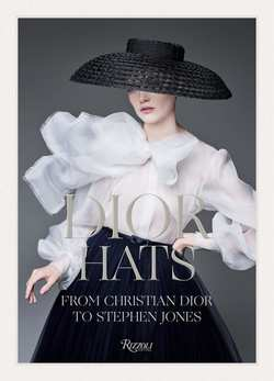 Table book - Dior hats  Grå - New mags