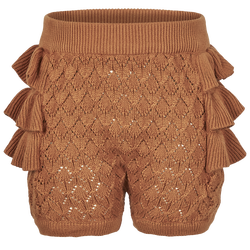 EN*FANT BLOOMER  LEATHER BROWN - En Fant