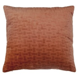 Pute Leraine caramel 50x50 cm 2 stk  Caramel - Trend Collection