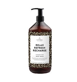 The gift label - bodywash  relax - The Gift Label