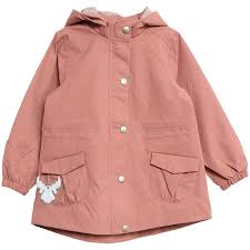 Wheat Jacket Ada Tech Antique Rose - Wheat