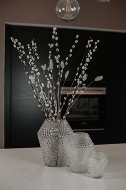 FLOW VASE clear - Specktrum