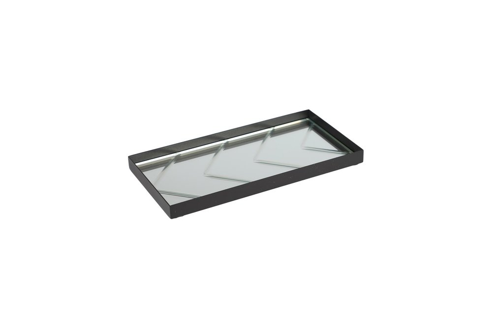HERRINGBONE TRAY SMALL clear - Specktrum