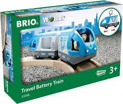 BRIO Travel Battery Train 33506 Leiker - Leiker