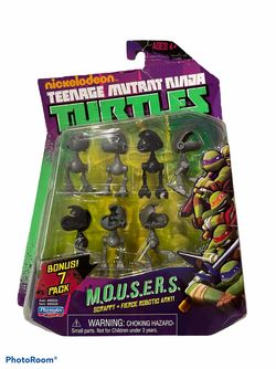 Teenage Mutant Ninja Turtles M.O.U.S.E.R.S. - Leiker