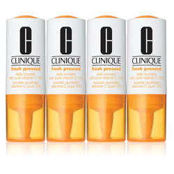 Clinique Fresh Pressed Daily Booster with Pure Vitamin C 10% 8.5 ml transparent - Clinique