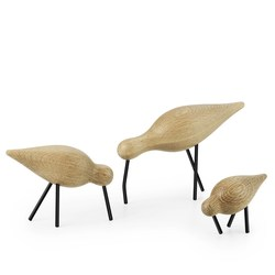 Shorebird eik/svart - Normann Copenhagen