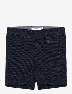 Ryan Twibagone Long Shorts Dark Saphire - Name It