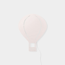 Ferm Living - Lampe - Hot Air Balloon Rose Rose - Ferm Living