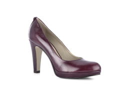NABLA pump Burgundy red - Noë