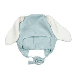 MeMini Rabbit Baby Hat Cool mint - Memini