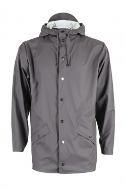 RAINS JACKET SMOKE - RAINS