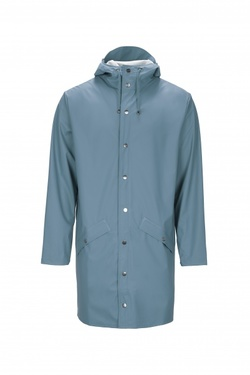 RAINS LONG JACKET PACIFIC - RAINS