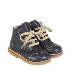 Angulus First Steps lace-up boot 2281-101, (navy 1530) Navy - Angulus