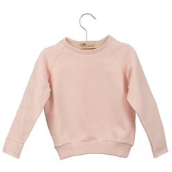 LITTLE HEDONIST SWEATER CECILIA UNI (BABY) PEACH BLUSH - Little Hedonist