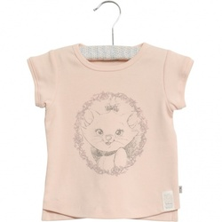 WHEAT/DISNEY T-SHIRT MARIE PEONY - Wheat
