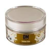 Yellow Clay, gul leire ingen - DM Skincare