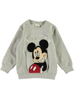 NITMICKEY Jaxo Sweather Grå - Name It
