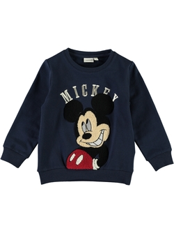 NITMICKEY Jaxo Sweather Blå - Name It