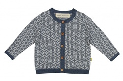 LITTLE MOUNTAINS LILLE LIVE OG LINUS CARDIGAN JEANS - Little Mountains by iiS