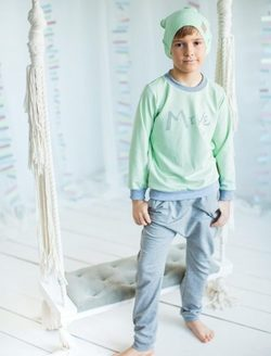 Sweatshirt MINE Mint - Tuss