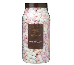 Mini marshmallows på krukke Marshmallows - Amundsen Spesial