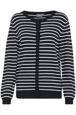 Cardigan fra byoung midnight marine - B.young