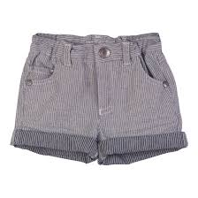 Girl denim shorts  denim - Wheat