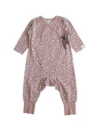 BY HERITAGE LOVE PLAYSUIT PRINT  old pink - By Heritage
