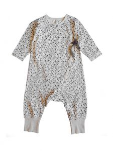 BY HERITAGE LOVE PLAYSUIT PRINT  offwhite - By Heritage