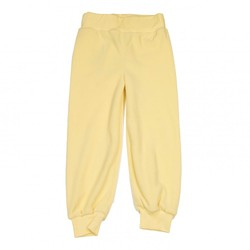 Fleece Pant  pale yellow - Memini